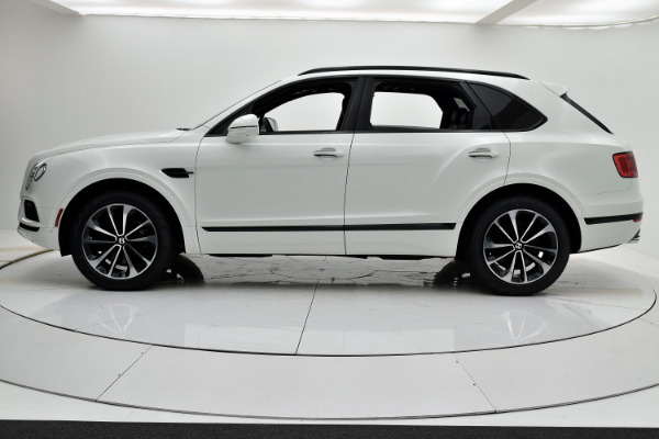 New 2019 Bentley Bentayga V8 for sale $194,080 at F.C. Kerbeck Bentley Palmyra N.J. in Palmyra NJ 08065 3