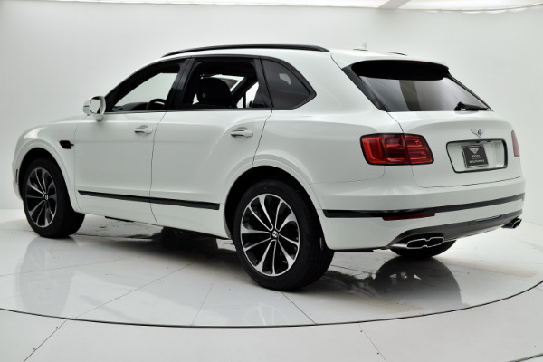 New 2019 Bentley Bentayga V8 for sale $194,080 at F.C. Kerbeck Bentley Palmyra N.J. in Palmyra NJ 08065 4
